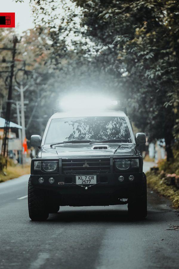 Modified SUV