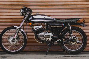Yamaha classic chrome RX100