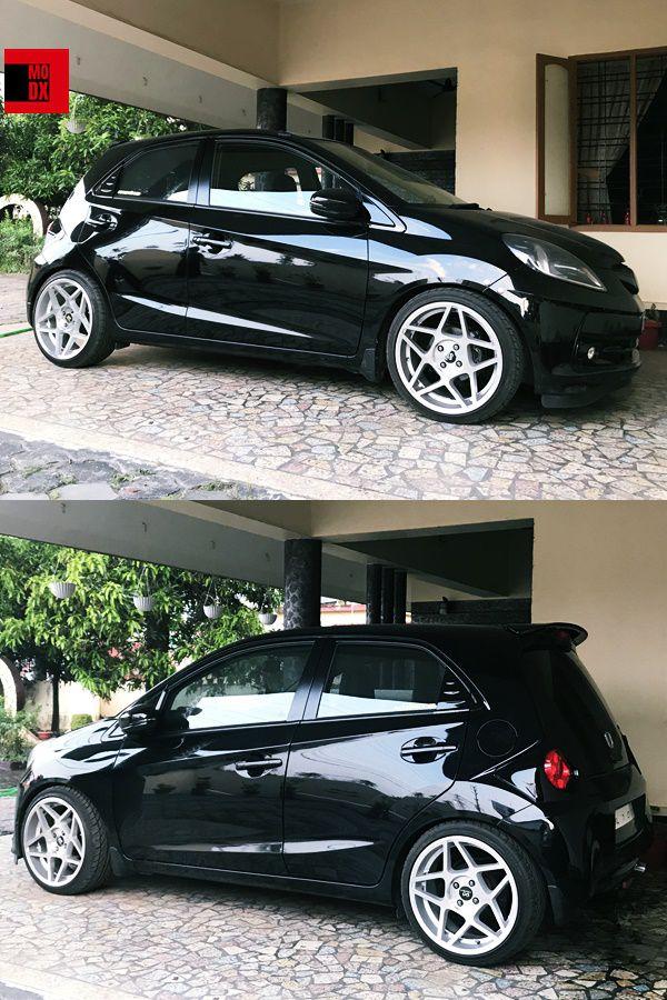 17 inch wheels Honda Brio