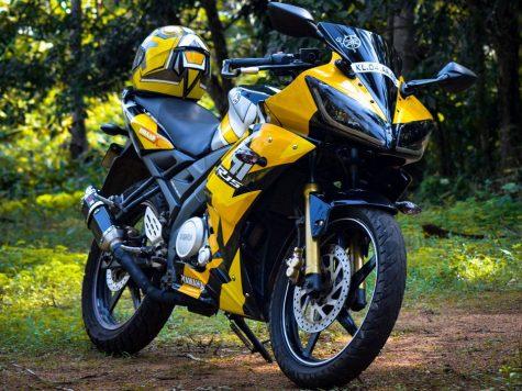 yellow r15