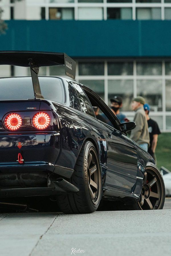 Nissan R32