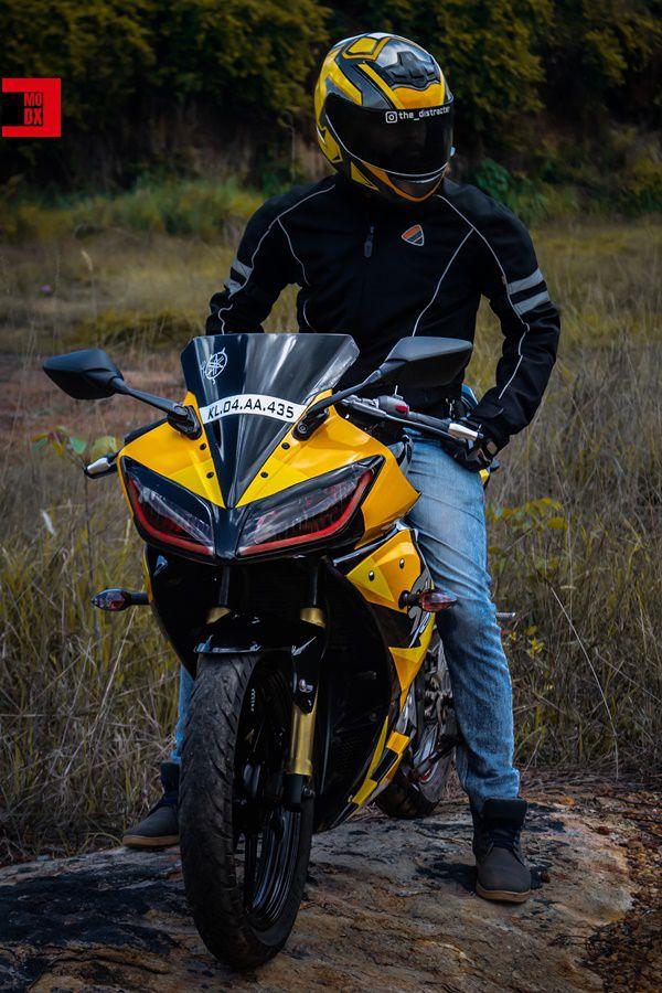 r15 rider mod