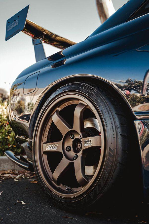 Nissan GTR Alloy wheels