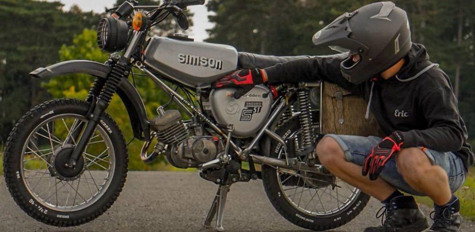 simson bike