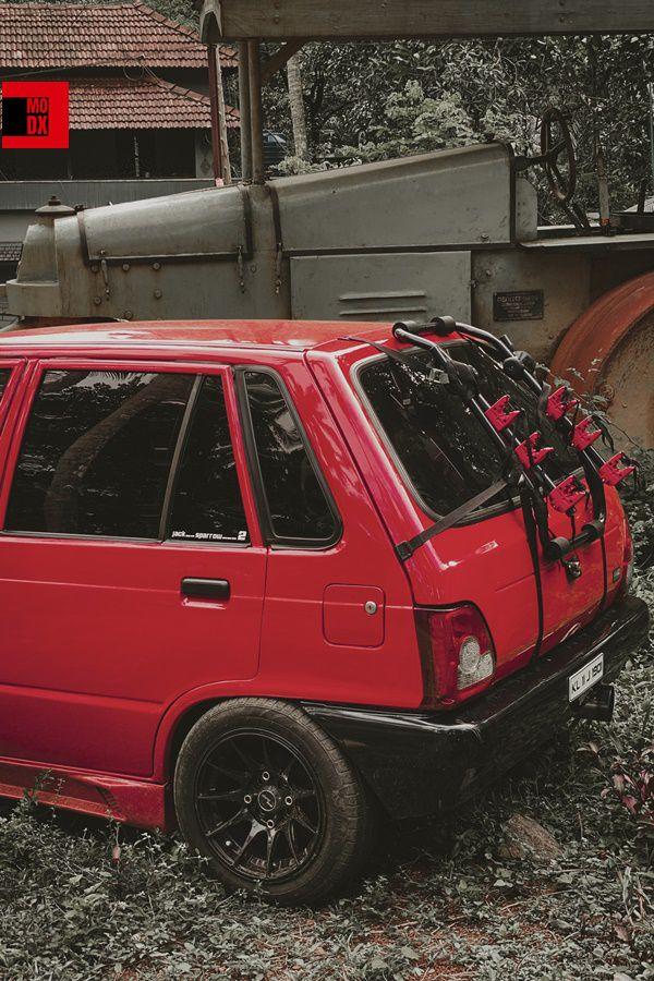 Maruti 800 rear modification