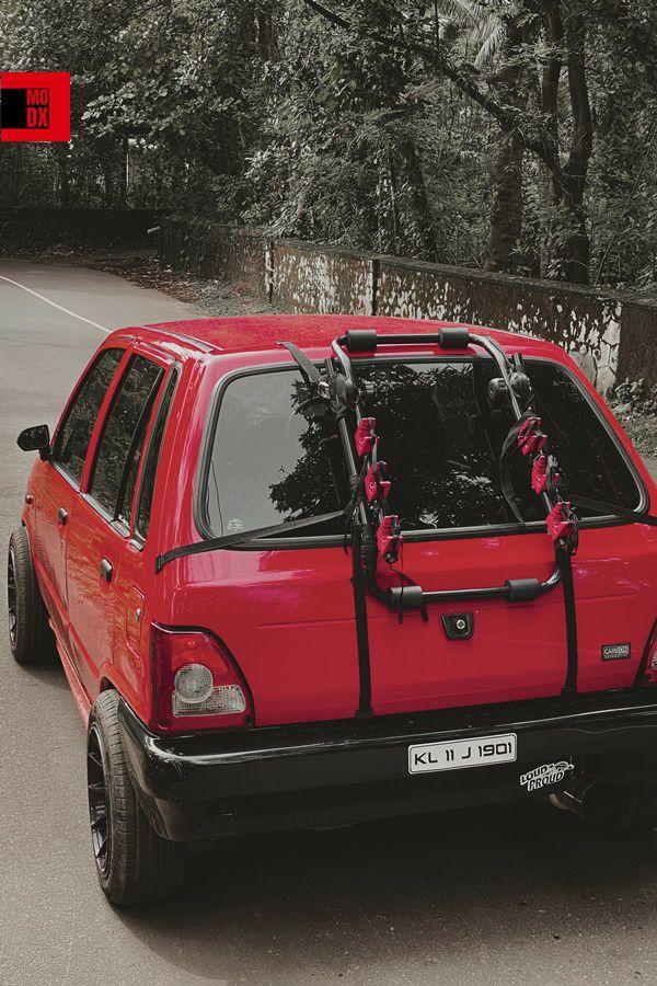 rear rack holder for 800