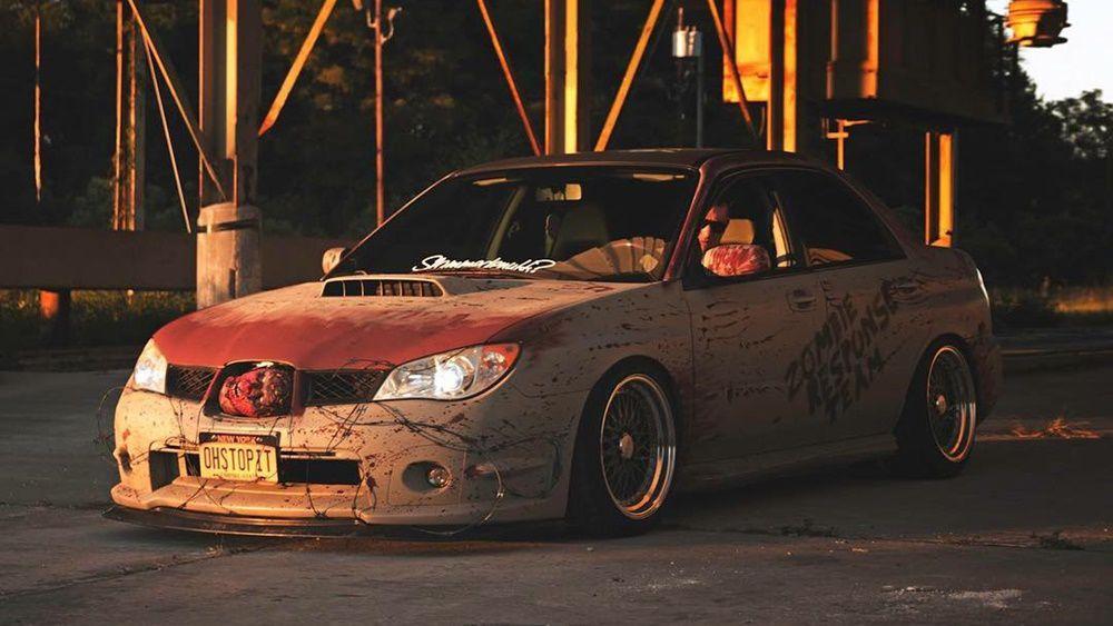 Subaru WRX Custom