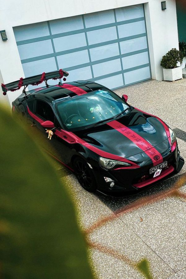 Toyota GT86 modified
