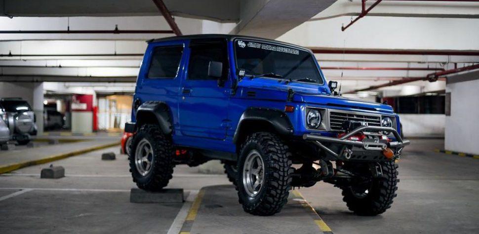 Jimny custom