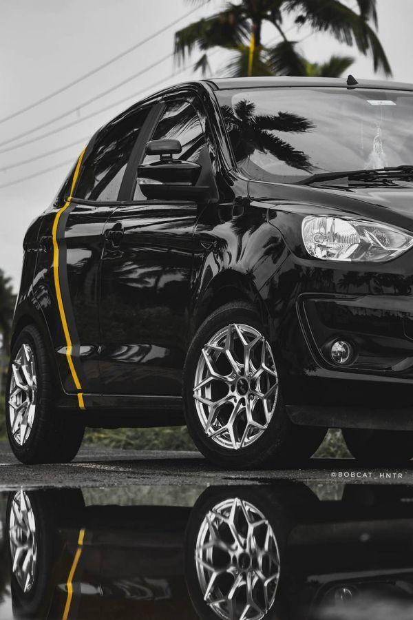 Ford figo modification
